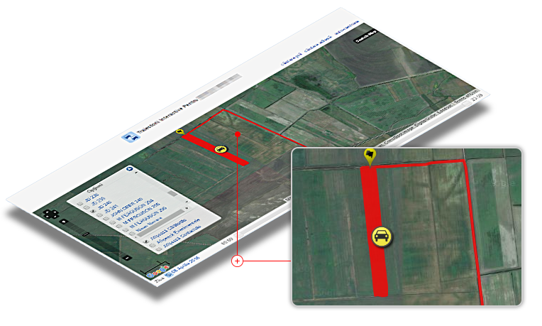 localizzatore gps per agricoltura