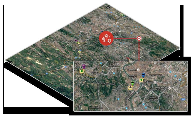 Localizzatore GPS per mezzi spazzaneve