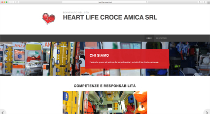Heart Life Croce Amica